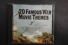 20 Famous War Movie Themes  (C343)