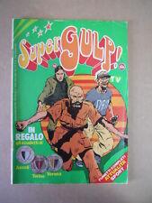 SUPERGULP Fumetti in TV n°28 1978  L' Uomo Ragno Nick Carter  [G254A]