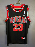 NIKE MICHAEL JORDAN 23 CHICAGO BULLS NBA SHIRT JERSEY CAMISETA BASKETBALL SIZE M