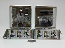 Worlds Smallest Transformers WST Megatron and Starscream G1 Lot of 2