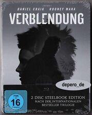 """""""VERBLENDUNG"""" - Thriller von David Fincher - Daniel Craig - BLU RAY STEELBOOK"""
