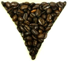 Ethiopian Mocha Djimmah Fair Trade Coffee Beans Dark Roast Good Strength