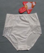 Ladies Wonder shaper Medium control Full briefs pants knickers shape wear 8-22