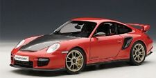Porsche 911 997 Gt2rs 2010 Red Aa77964 1 18 Autoart