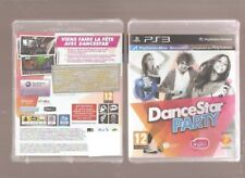 DANCESTAR PARTY !!! Indispensable sur PS 3 Move. Jeu NEUF Blister