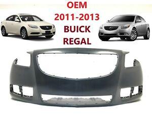2011 2012 2013 OEM buick regal front bumper cover (primed) 13243355 #30