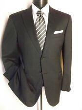 Amazing ERMENEGILDO ZEGNA Sold Gray 2 Button Sport Jacket size 40S made in Spain