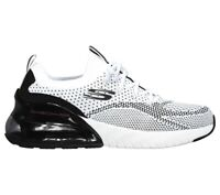 Scarpe Skechers Air Stratus Uomo Bianca Sneaker Palestra Allenamento Running