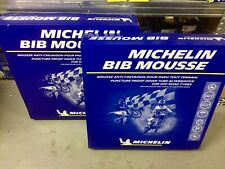 Michelin Bib Mouse Pair M15 Front 80/100-21 Tyre M18 Rear 100/100-18 Tyre Enduro