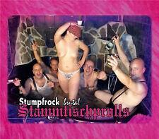 STAMMTISCHPROLLS - STUMPFROCK BRUTAL (CD DIGIPACK) NEU Oi Skinhead Punk Troopers