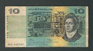 Australia -  10 Dollars