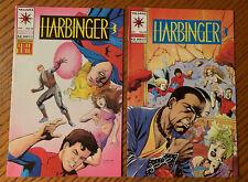 Valiant Comics Harbinger 18, 19 (1993) 1st Stunner