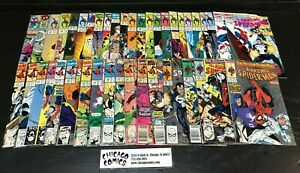 Amazing Spider-Man, Issues 321-415, 40 Issue Lot! Marvel Comics