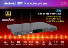 KHP-8866 Vietnamese Karaoke,4K,Kodi,60k songs,New WD 6TB,Songbook,2 remotes.Warr