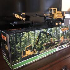 1/32 Tigercat 234B Loader Semi Truck Trailer