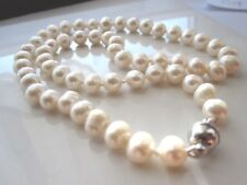 #cq6.   GENUINE FRESHWATER PEARL NECKLACE