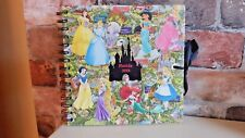 Personalised Disney Princess Photo album Scrapbook Autograph book Disneyworld