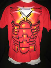 Marvel IRON MAN FRONTAL ARMOR - MAD ENGINE Mens T-shirt FREE SHIPPING!