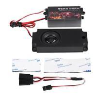 Upgrade Simulated Module Engine Sound Simulator Speaker for 1/10 RC Car Kits