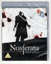 NOSFERATU A SYMPHONY OF HORRORS DRACULA  BLURAY - GOTHIC  VINTAGE - BFI FILMS