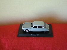 VOITURE MINIATURE 1/43 - CITROËN DS 21 PALLAS - 1967 METAL