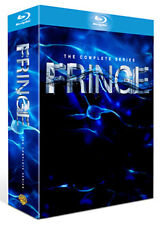 FRINGE - COMPLETE SERIES - BLU-RAY - REGION B UK