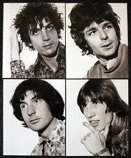 PINK FLOYD POSTER PAGES 1967 SYD BARRETT ROGER WATERS NICK MASON RICK WRIGHT .R3