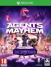 Agents of Mayhem Day One Edition XBOXONE - LNS