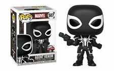Funko AGENT VENOM #507 POP! Marvel Spider-Man Exclusive Vinyl Bobble-Head Figure