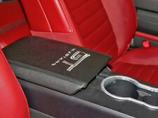 New! 2005-2009 Ford MUSTANG GT Arm Rest cover w/ GT Embroidery