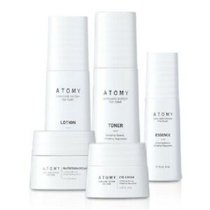 [Atomy] Skin Care System The FAME 5p Set Anti-Aging De-Aging Korea Beauty