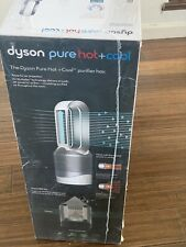 Dyson Hp01 Pure Hot and Cool Purifying Heater Fan - White/Silver in sealed box