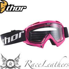 THOR MX motocross moto enduro occhiali Enemy Rosa