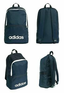 Adidas Backpack Linear Unisex Backpacks School Gym Training Sports Travel Bag