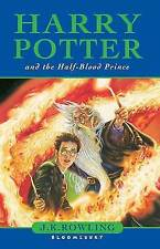 Harry Potter and the Half-blood Prince: Children's Edition by J. K. Rowling (Hardback, 2005)