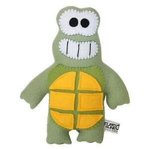 "Handmade Dude the Turtle Plush 12"" Classic"
