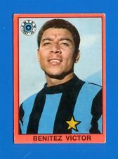 CALCIATORI Mira 1967-68 - Figurina-Sticker - BENITEZ - INTER -New