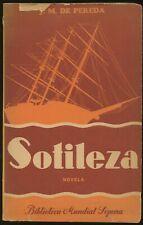 Jose Maria de Pereda / Sotileza 1946