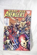 Giant-Size Avengers Marvel Comic Book One Shot #1