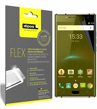 3x Oukitel K3 Screen Protector Protective Film covers 100% dipos Flex