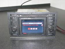 Autoradio Navigatore Radio Navigation Plus  AUDI A4 B6 B7 8E0035192B 7612001013