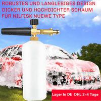 1L Schaumlanze Für Nilfisk Hochdruckreiniger Schaumkanone Düse Auto Kfz Foam