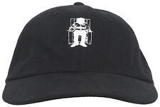 The Hundreds x Death Row Executioner Strapback Hat Black