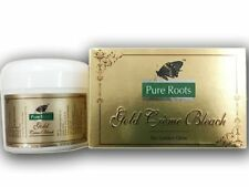 Original Pure roots Gold cream bleach for golden glow 42gm Free shipping