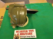 Jeep Willys Dodge M38A1 M151A2 Hummer NOS late style Blackout drive light 12v
