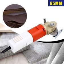 Electric Fabric Cutting Machine Cloth Cutter Round Blades 65Mm 110V Brand New