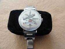 Made in Russia Slava Mechanical Wind Up Men's Watch