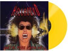 HELLHOUND - Metal Fire From Hell - LP Vinyl yellow 2017 Limited Neu New
