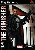 🔥 The Punisher Playstation 2 PS2  Disk Only