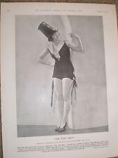 Photo article Russia Ballerina Dyta Morena 1928 ref Y2